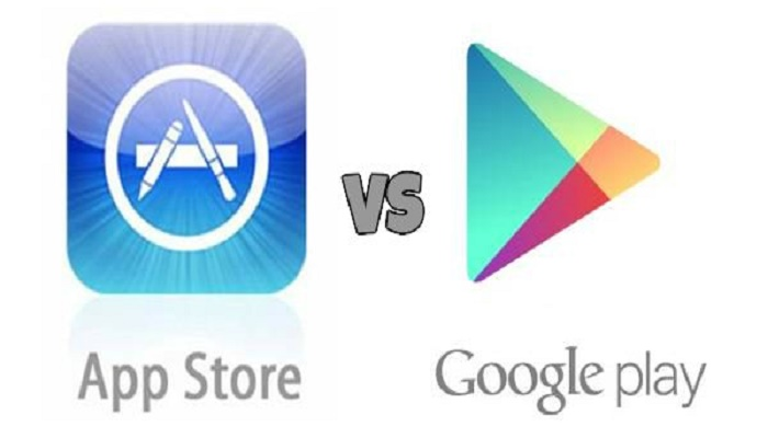 Google Play vs Apple App Store