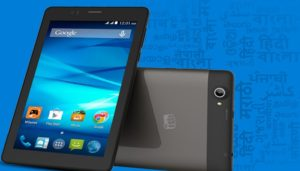 Micromax Canvas Tab P470:Budget Voice Calling 3G Device