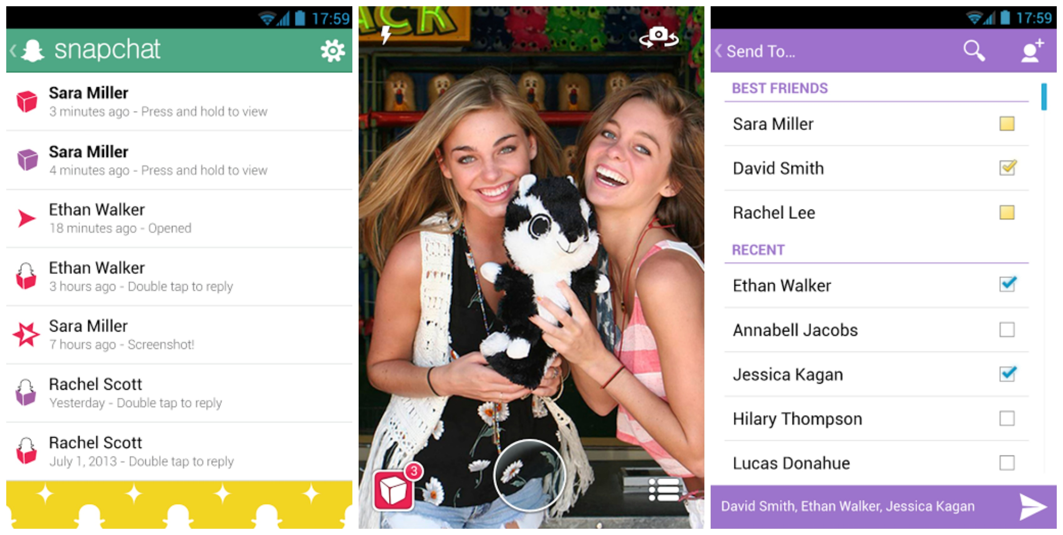 Snapchat-for-Android-update