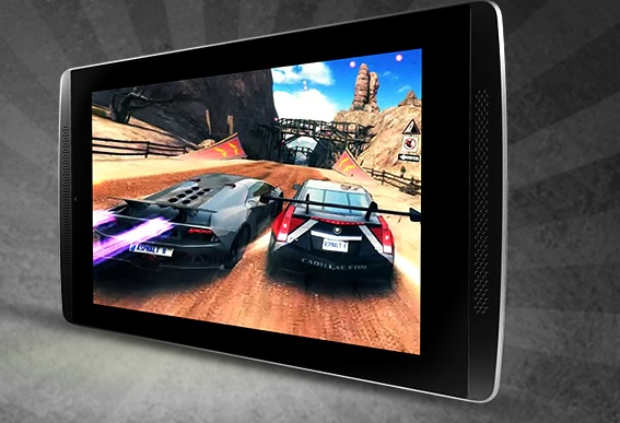 Xolo Tegra Note gaming features