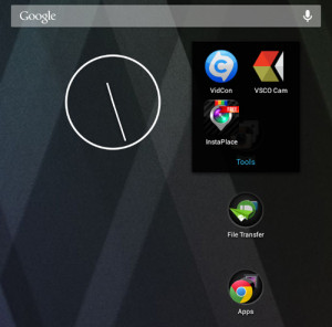 organize your android