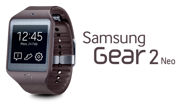 Samsung gear 2 neo killer smartwatch with heart rate monitor