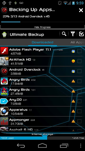 ultimate backup app
