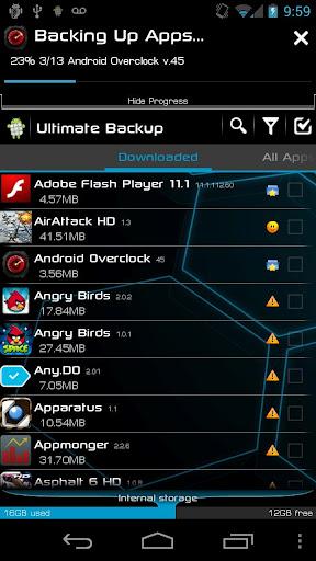 ultimate backup app