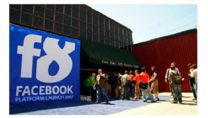 Facebook F8 : Redefine the Internet and Online Media