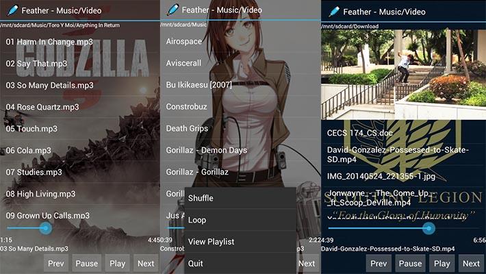 Feather-screenshot