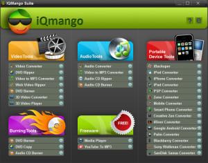 IQmango Burner