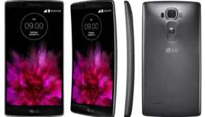 LG launches new G Flex2 with a substantially curved display