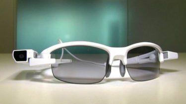 Sony Smart Eye Glass