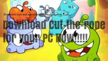 Cut the rope for PC