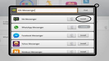 Download Kik Messenger for PC Windows Laptop