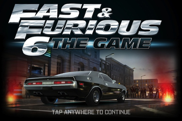 Fast And Furious  Car Race Game