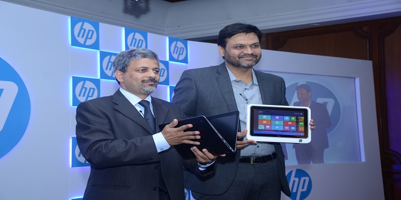 HP Unveils World  Lightest Business Class Notebooks