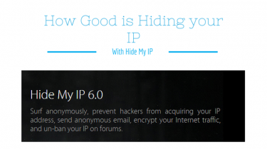 Hide My IP feat1