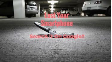 Lost Your Smartphone