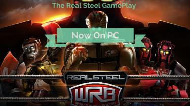 Real steel robot wars