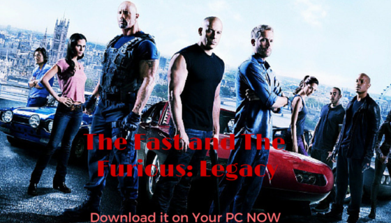 The Fast and The Furious- Legacy