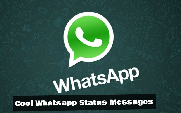 Whatsapp Status Messages Cool funny funky whatsapp messages