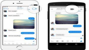 Bingo ! Facebook Announced Video Calling in Messenger