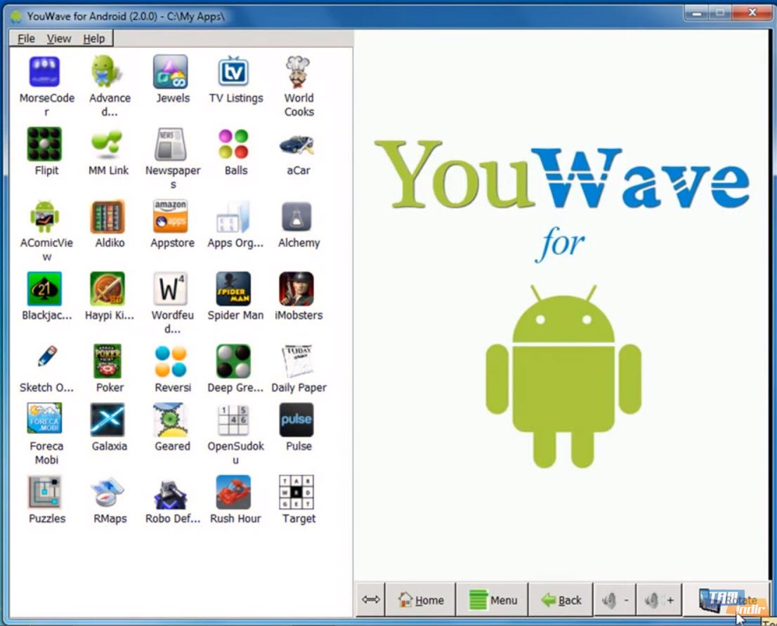 youwave emulator