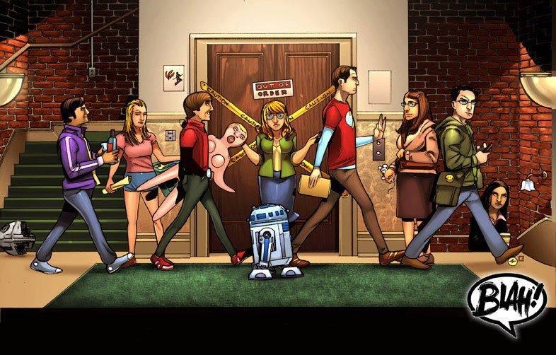 The Big Bang Theory Wallapapers