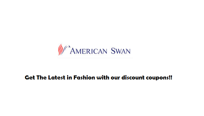 American Swan Coupon Codes Cashback Offers and Discounts