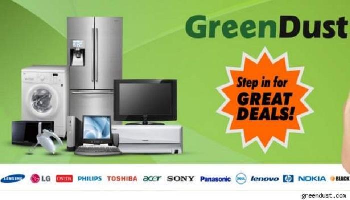 Greendust Mega Discount