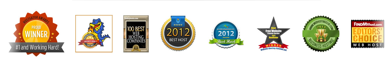 HostGator-Awards