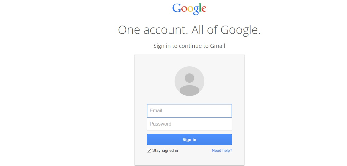 How to Login into Your Gmail Account