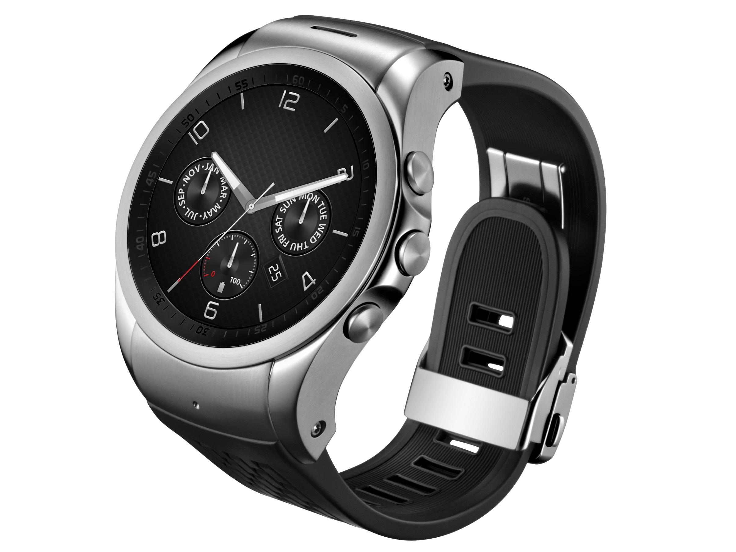 LG Urbane Smartwatch 3