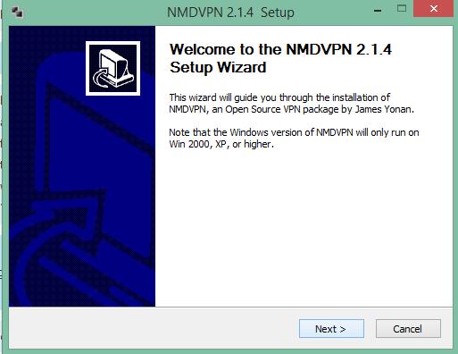 NMD VPN 1