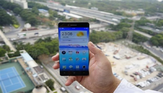 OPPO R7 Will Have a Full Metal Unibody