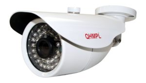 Quantum forays into Surveillance with its HD Analog Dome & Bullet Cameras