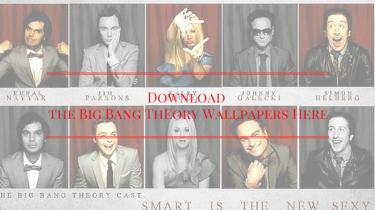 The Big Bang Theory Wallpapers