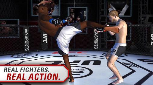 UFC gameplay 2