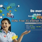 Top Working BSNL Free 3G internet Trick- MAY 2015