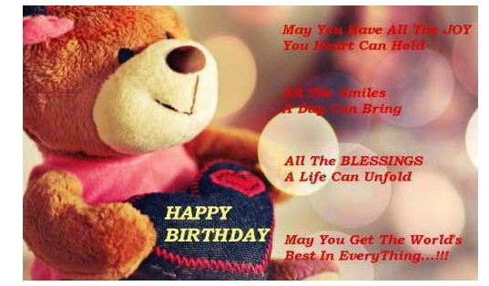 best happy birthday images wishes