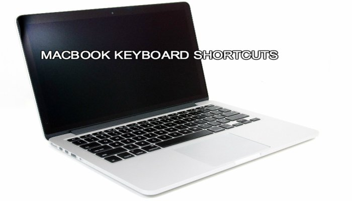 macbook keyboard shortcuts