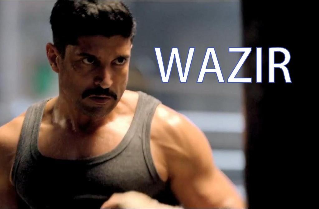 Wazir teaser