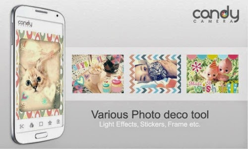 Download Candy Camera App for Windows 8/8.1/PC and MAC