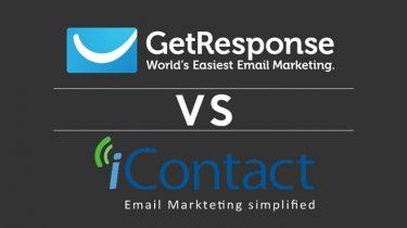 GetResponse-vs-iContact Review
