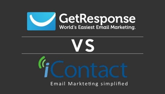 GetResponse-vs-iContact Review