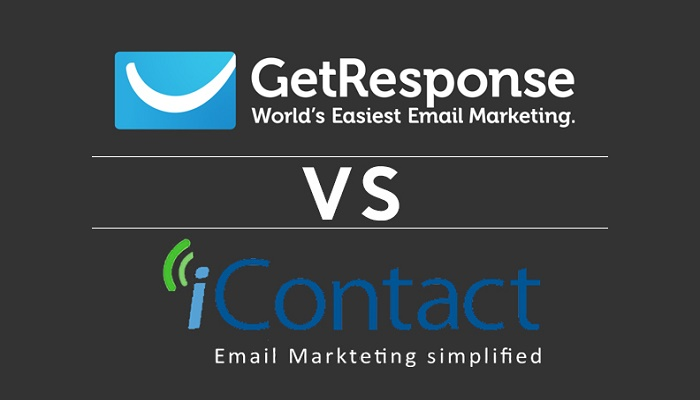 GetResponse vs iContact: Who is better at Email marketing?