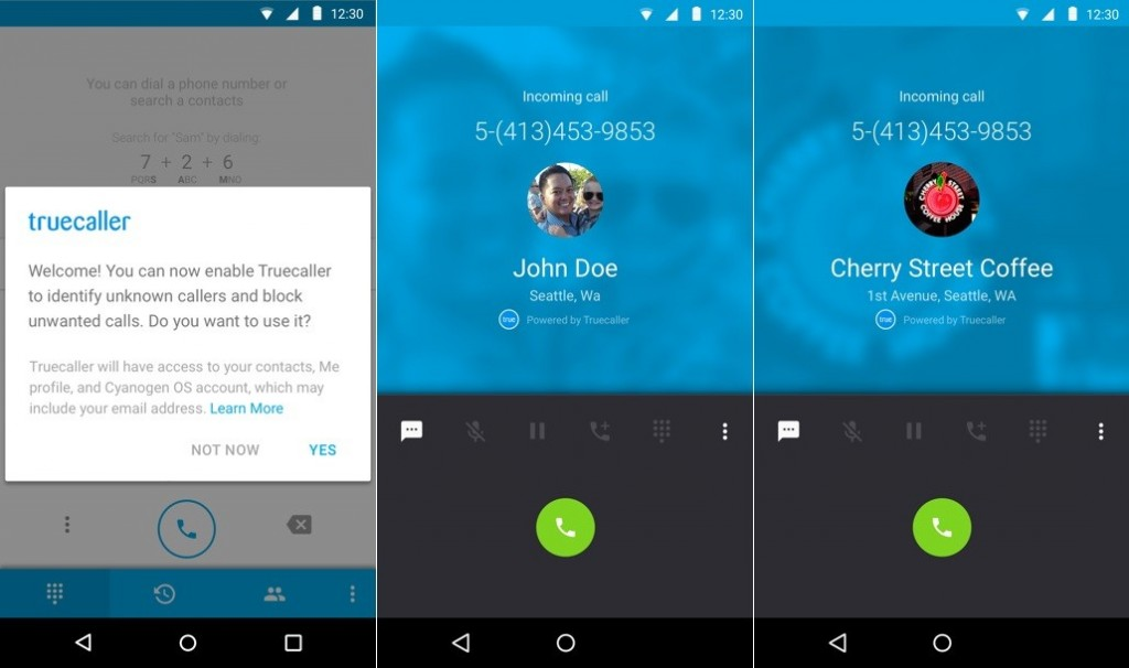Truecaller App for Windows 8/8.1/PC and MAC