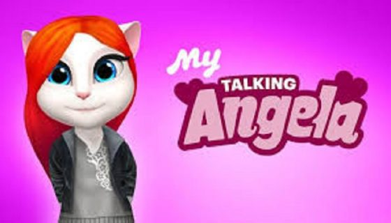Download Talking Angela Game for Windows 8/8.1/PC and MAC