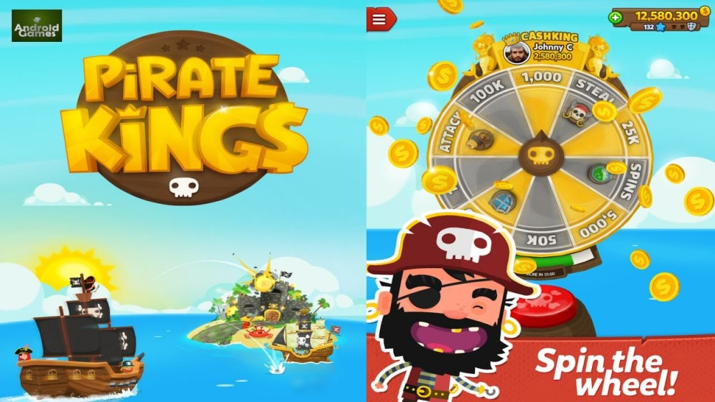 Download Pirate Kings Game for Windows 8/8.1/PC and MAC