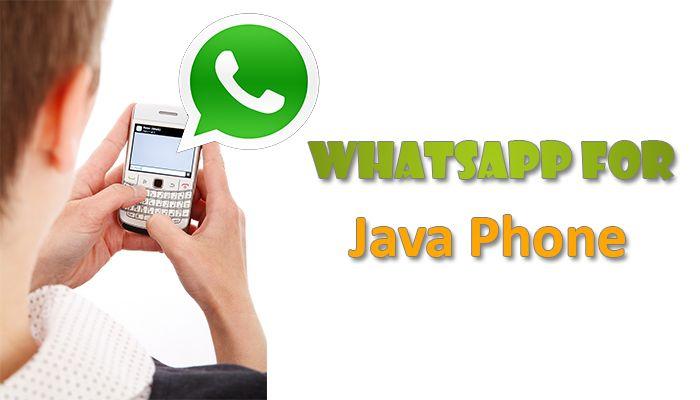 download whatsapp messenger for java samsung mobile