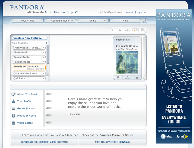 Download Pandora Internet Radio App for Windows 8 8.1 PC and MAC