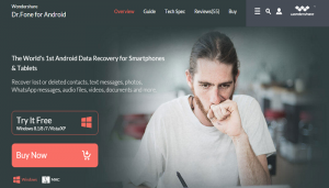 Android Data Recovery for Smartphones & Tablets