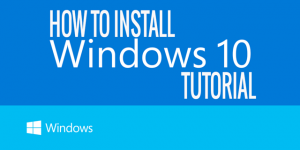 Different Ways to Install Windows 10 on your PC or Laptop